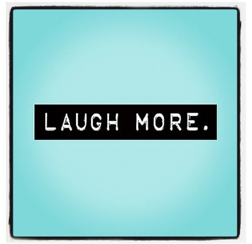 Laughter Quote Picture Quote #1