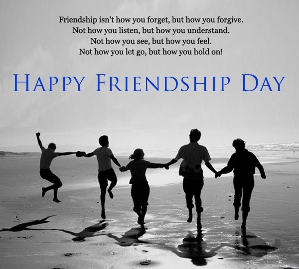 Friendship Day Quote Picture Quote #1