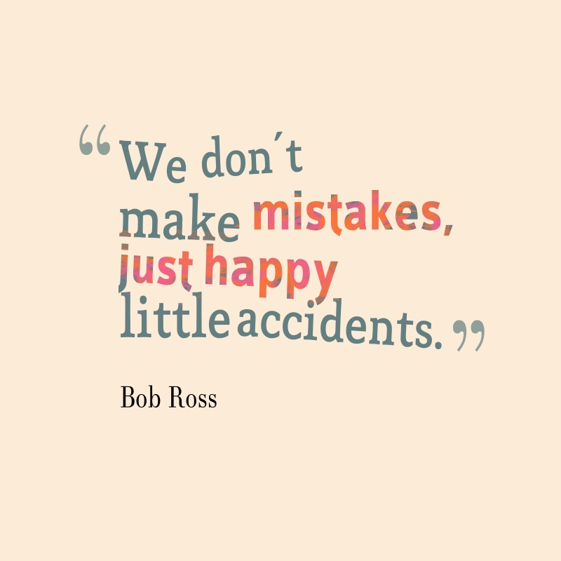 Mistake Quote Picture Quote #1