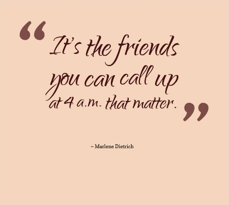 Best Friendship Quote Picture Quote #1