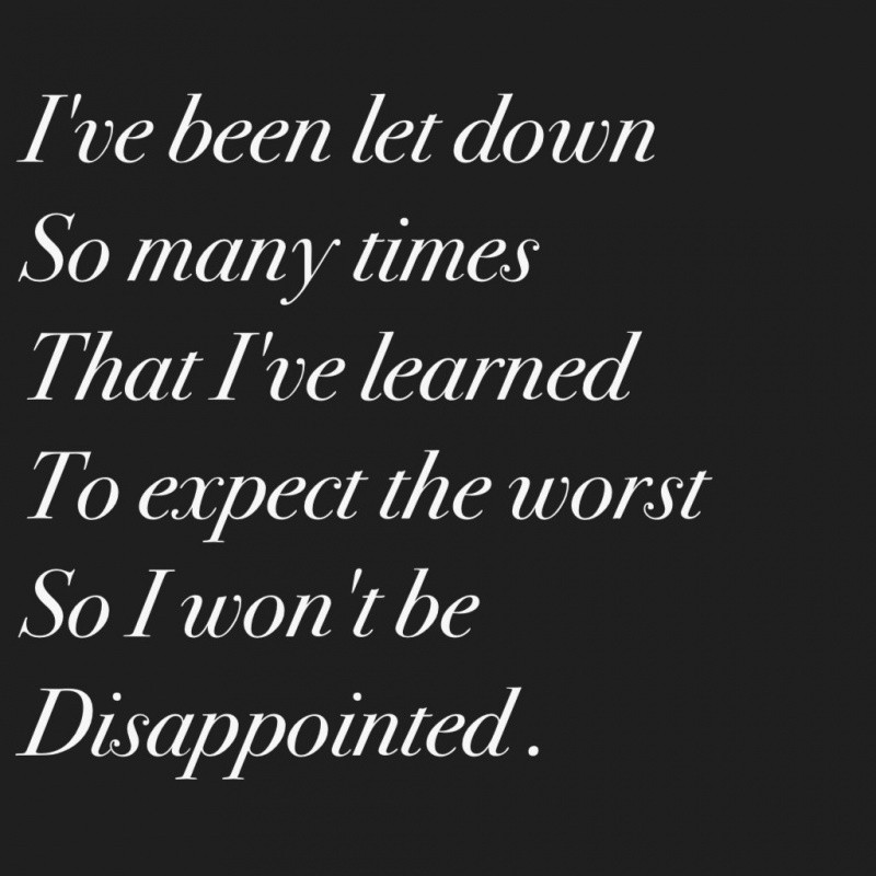 Sad Quotes About Life Quote Picture Quote #1