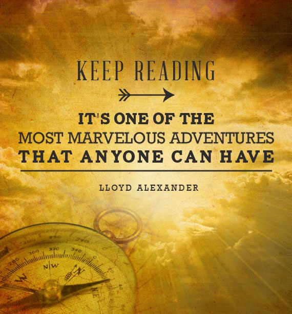 Reading Quote Picture Quote #1