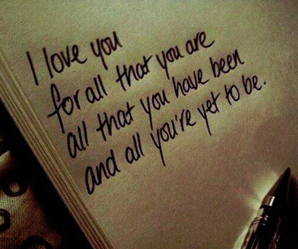 Love You Quote Picture Quote #1
