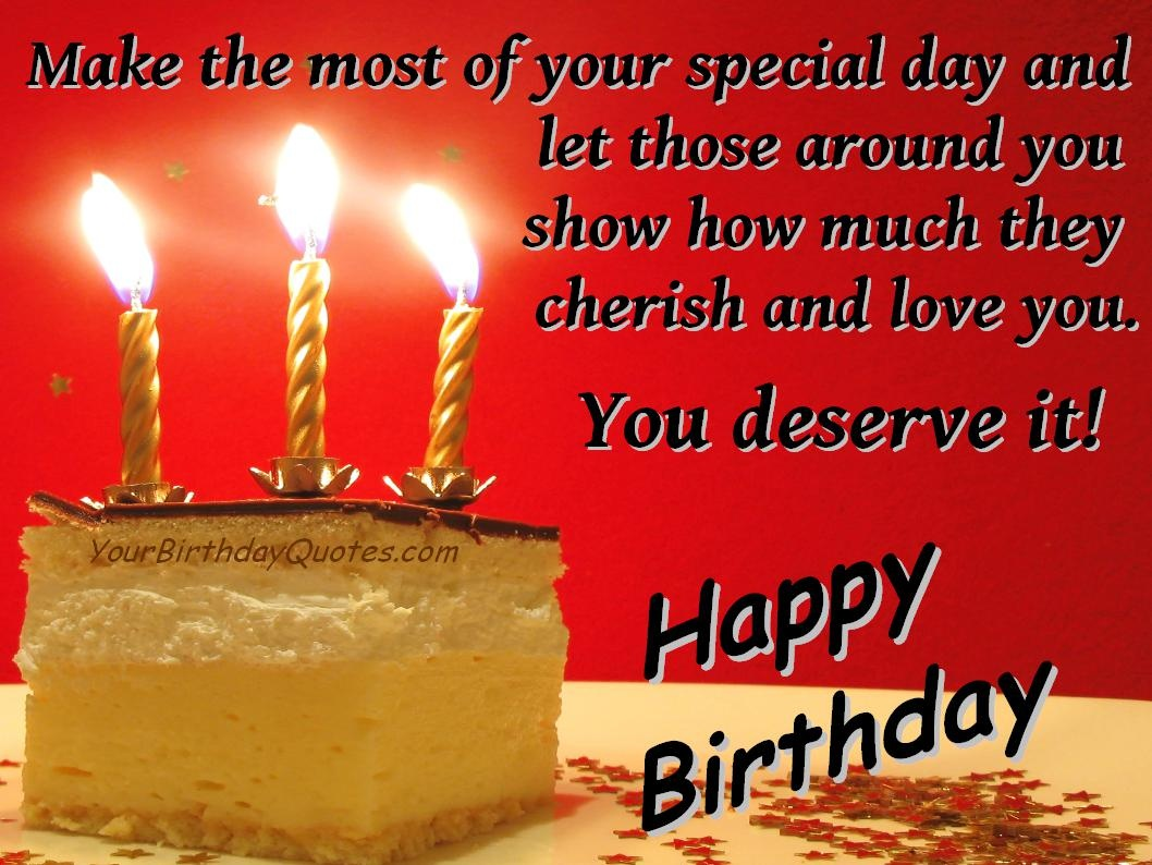 Birthday Quotes For Friends Quote Picture Quote #1