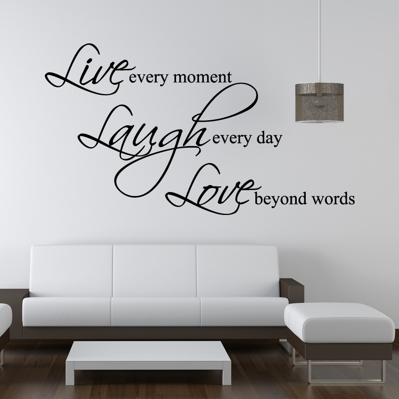 Wall Quote Picture Quote #1