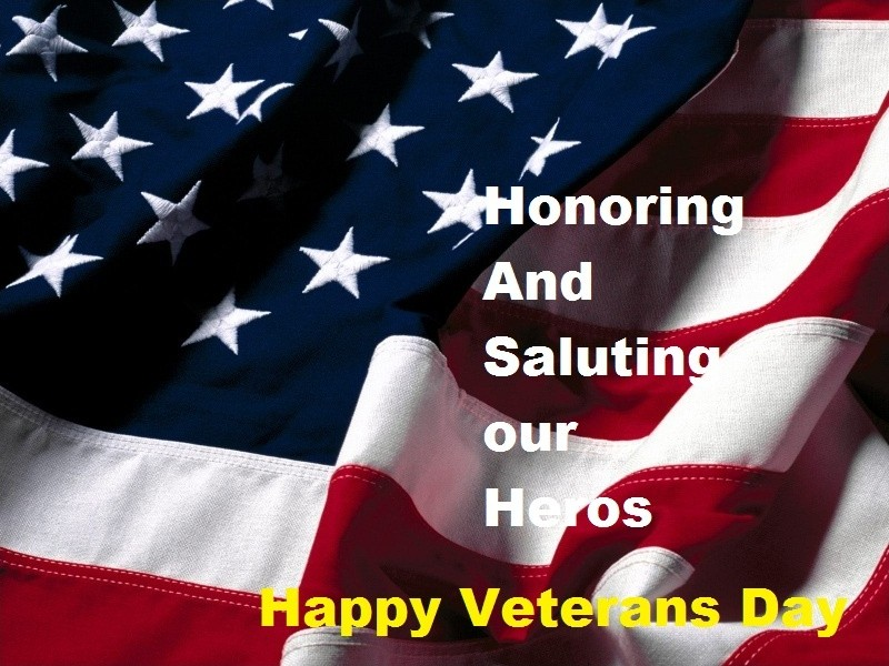 Veterans Day Quote Picture Quote #1