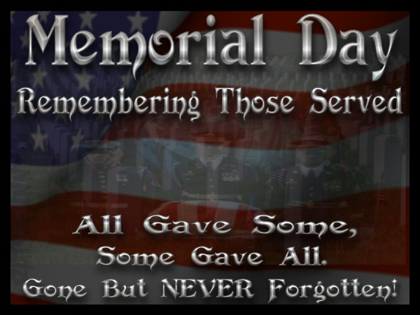 Memorial Day Quote Quote Number 545571 Picture Quotes