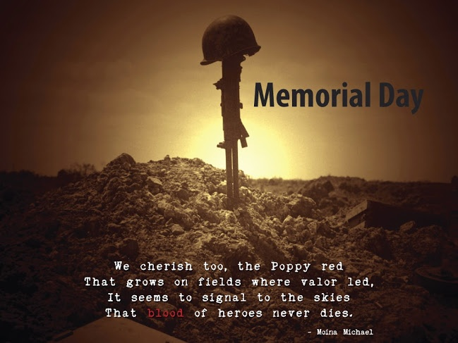 Memorial Day Quote Picture Quote #1