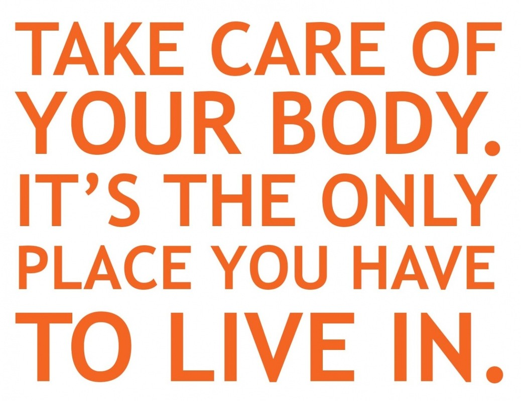 Health Quote Picture Quote #1