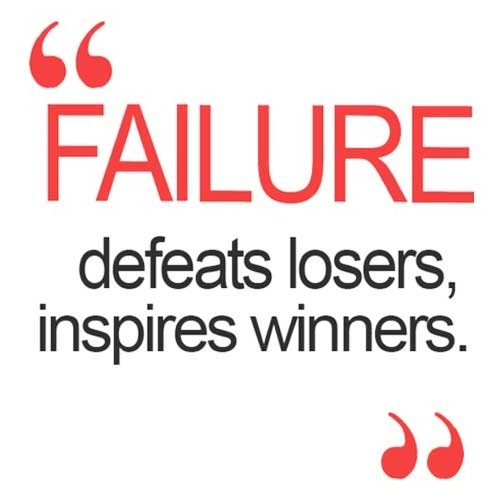 Failure Quote Picture Quote #1