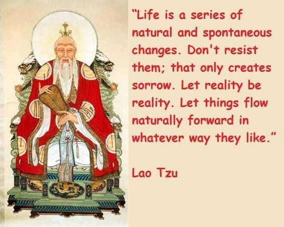 Lao Tzu Quote Picture Quote #1