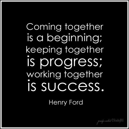 Henry Ford Quote Picture Quote #1