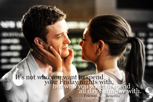 Friends With Benefits Quote | Quote Number 545745 | Picture Quotes