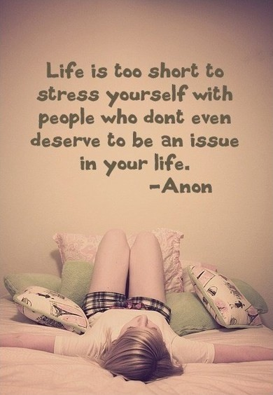 Short Life Quote Picture Quote #1