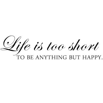 Life Is Short Quote Picture Quote #1