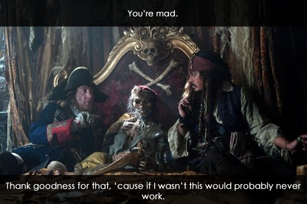 Captain Jack Sparrow Quote Picture Quote #1