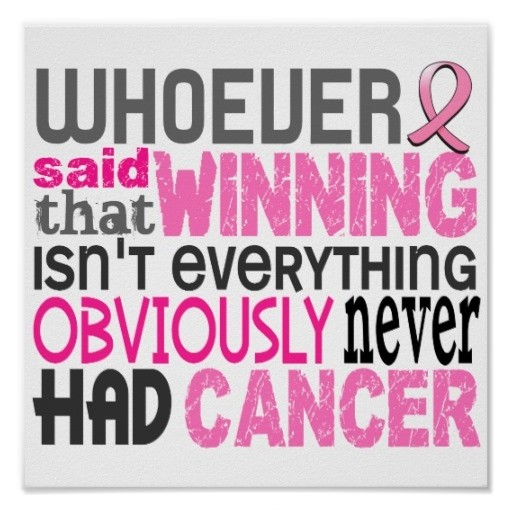 Cancer Quote Picture Quote #1