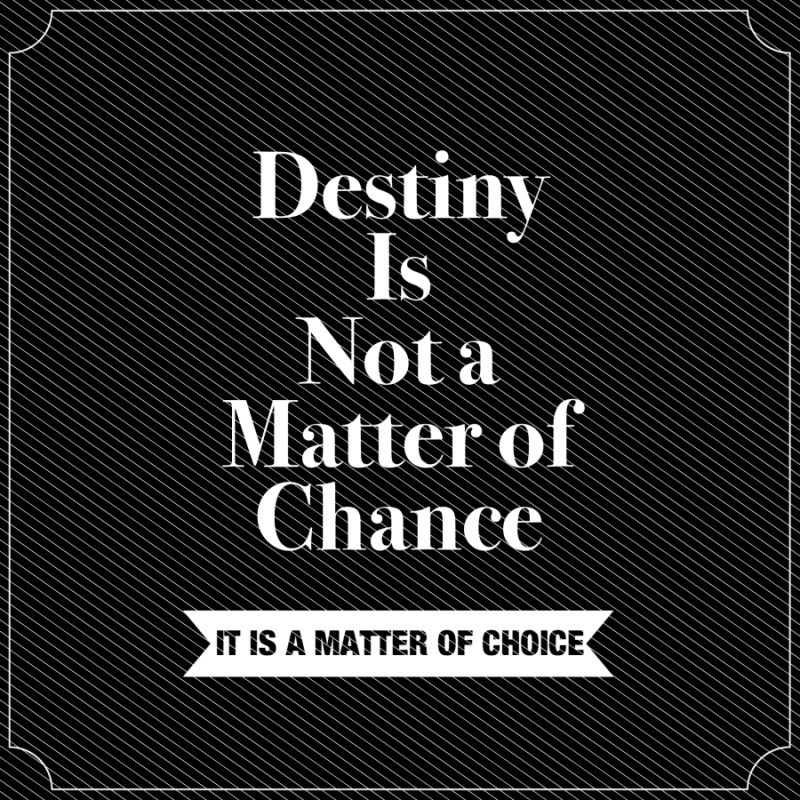 Destiny Quote Picture Quote #1