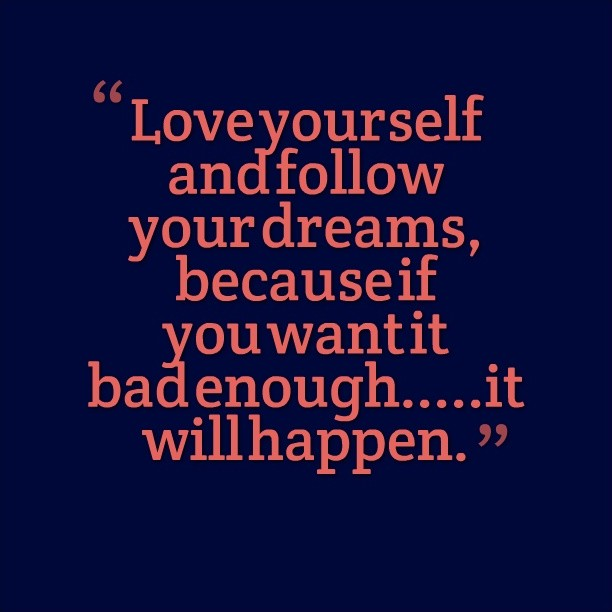 Love Yourself Quote Picture Quote #1