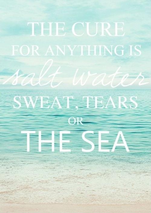 Ocean Quote Picture Quote #1