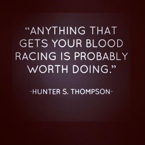 Passion Quote Picture Quote #1