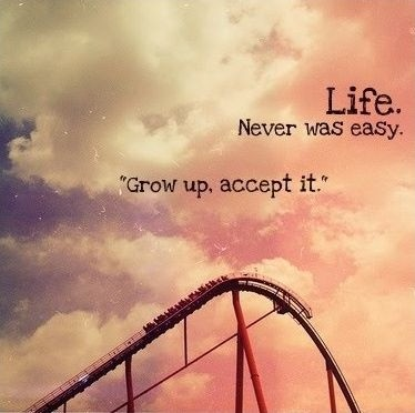 Grow Up Quotes Gorgeous Time To Grow Up Quotes & Sayings  Time To Grow Up Picture Quotes