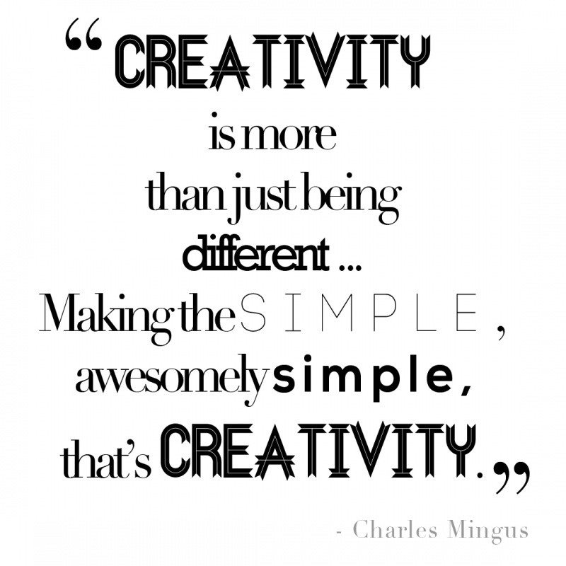 Creativity Quote Picture Quote #1