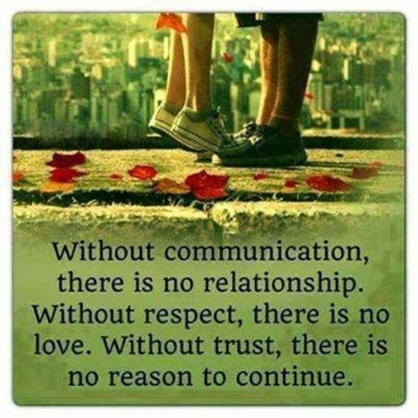 Communication Quote Picture Quote #1