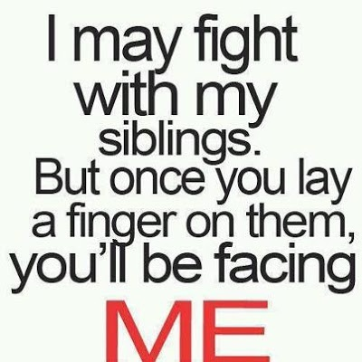 quotes about siblings - photo #22