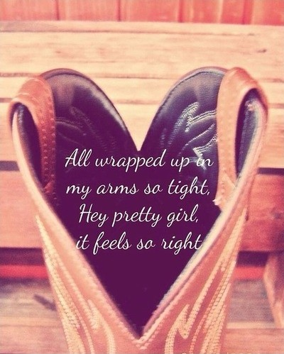 Country Song Quote Picture Quote #1