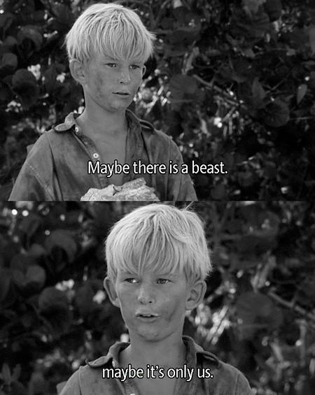 Кадр із фільму Володар мух