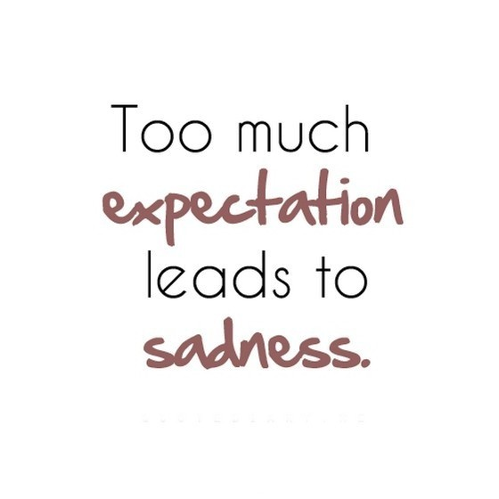Expectation Quote Picture Quote #1