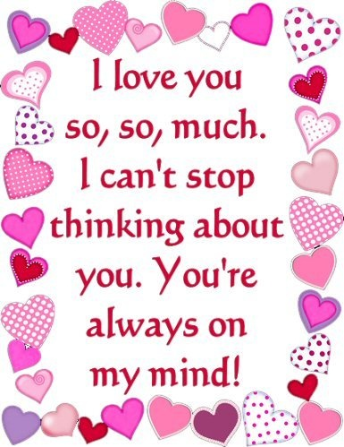 I Love You So Much Quotes And Images : Love You So Much Quotes & Sayings I Love You So Much Picture ...
