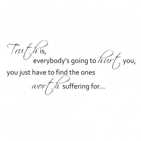 Hurting Quote Picture Quote #1