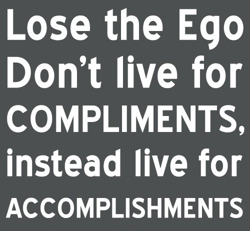 Ego Quote Picture Quote #1