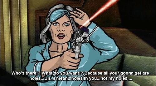 Archer Quote Picture Quote #1