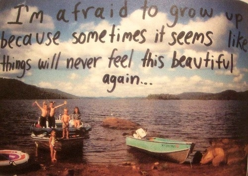 Childhood Quote Picture Quote #1
