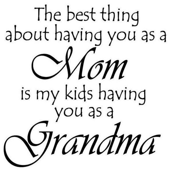 Grandma Quote Picture Quote #1