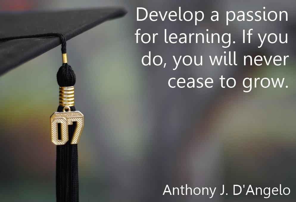 Learning Quote Picture Quote #1