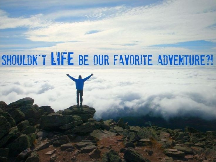 60 Best Adventure Quotes And Sayings: Adventure Picture