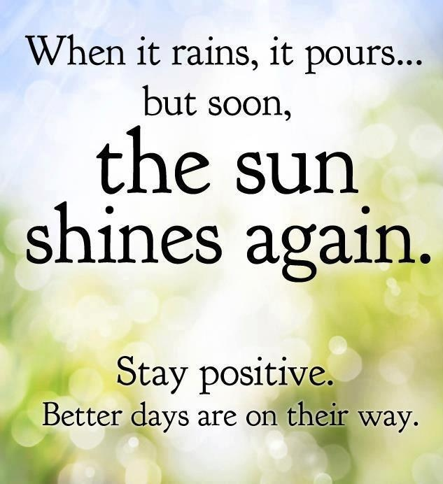 Better Days Quotes Prepossessing Better Days Quotes & Sayings  Better Days Picture Quotes