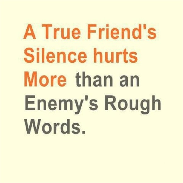 troubled friendship quotes