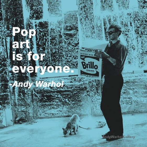 Andy Warhol Quote Picture Quote #1