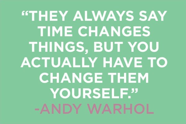 Andy Warhol Quotes Beauteous Andy Warhol Quote  Quote Number 548639  Picture Quotes