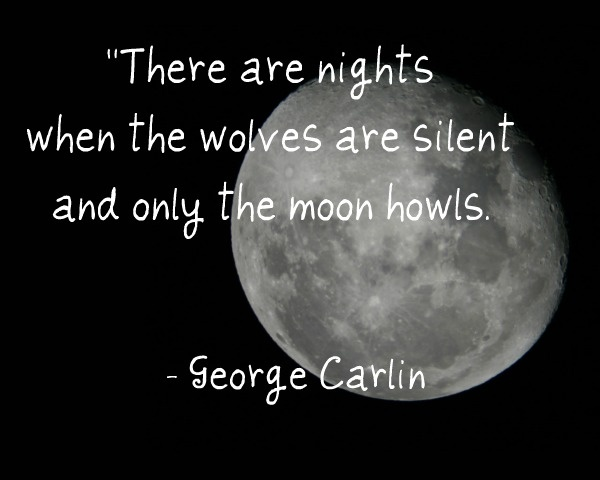Moon Quote Picture Quote #1