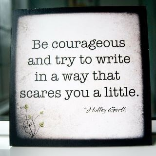Writing Quote Picture Quote #1