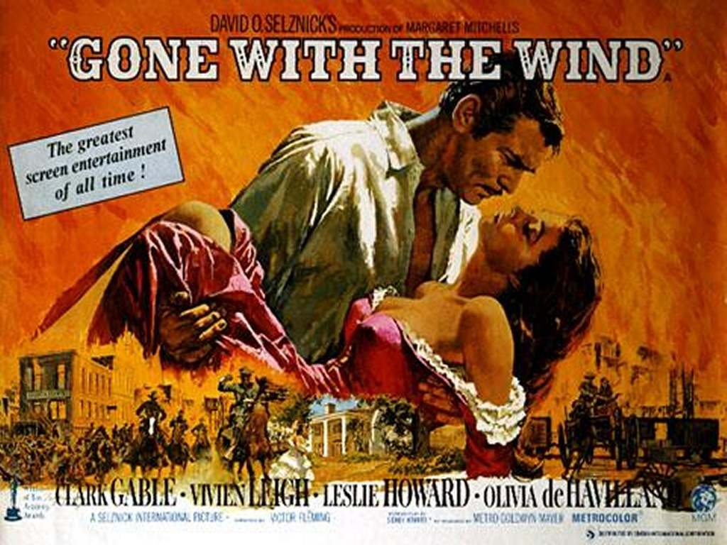 Gone With The Wind Movie Quote Picture Quote #1