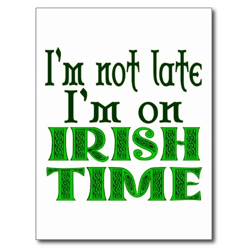 Irish Quote Picture Quote #1