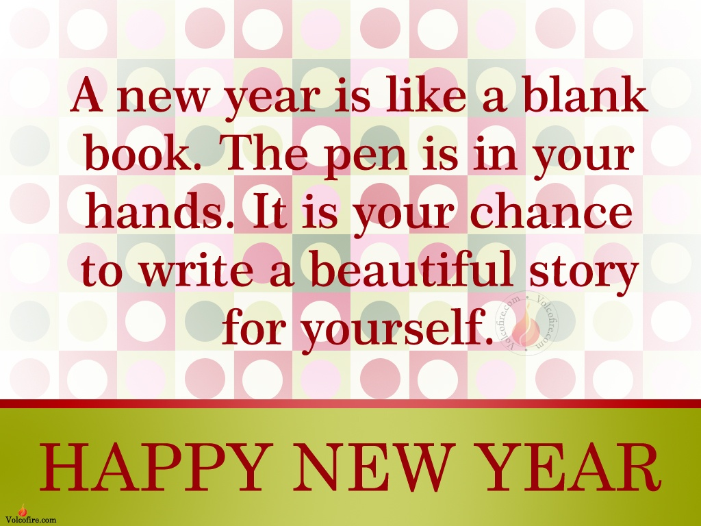 New Year Wishes Quote Picture Quote #1