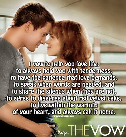 Love Quotes From Movies Quote Picture Quote #1